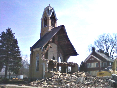 The Fallen Church